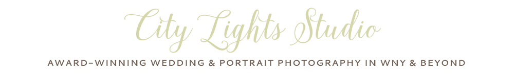 City Lights Studio | Buffalo Wedding & Portrait Photographers logo